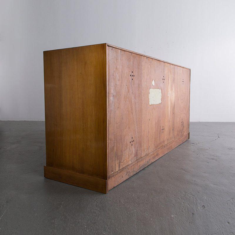 Dresser in pau amarello wood