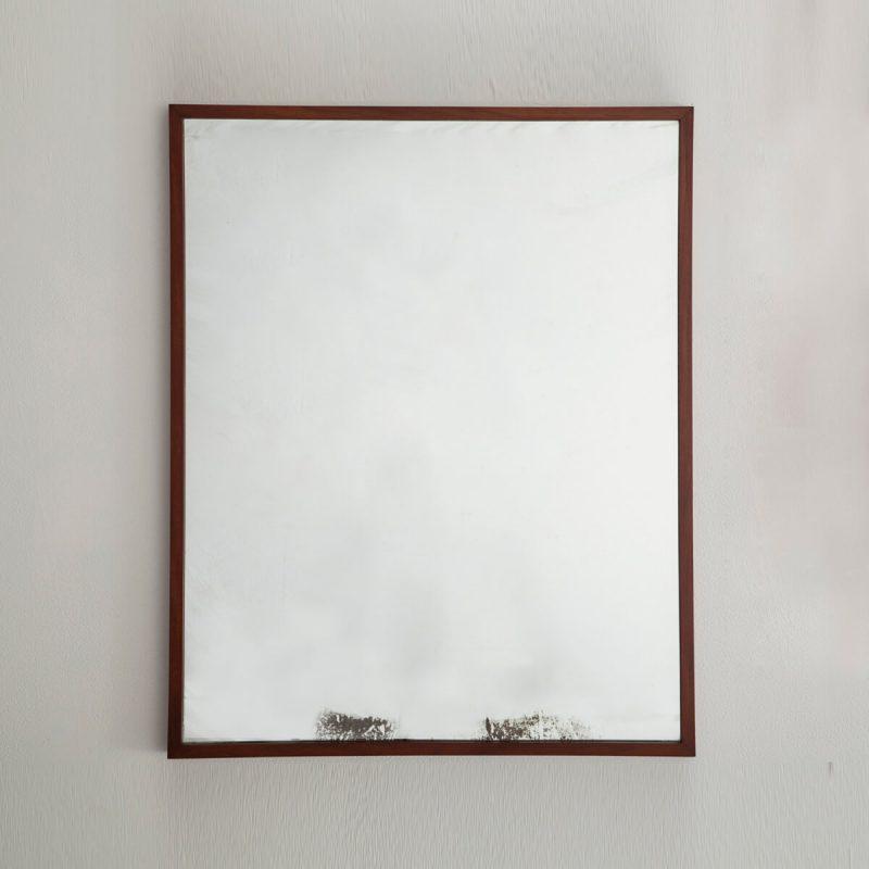 Mirror in jacaranda.