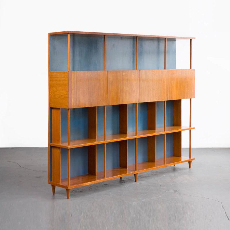 Bookshelf in caviona wood