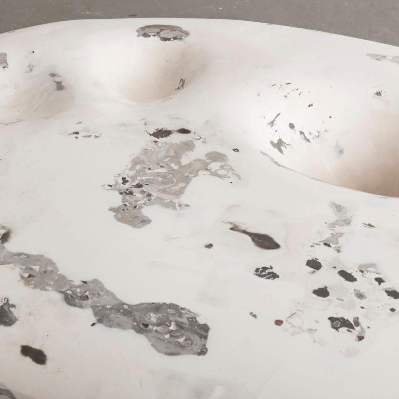 Sculptural Polar Bear/coffee Table By Rogan Gregory